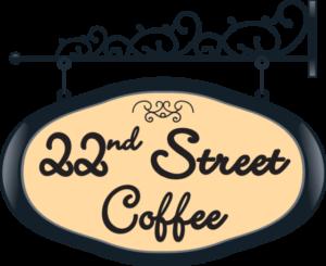 22nd_Street_Coffee_Sign_Logo