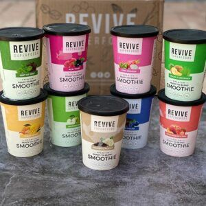 Revive Superfoods Smoothies Delivered